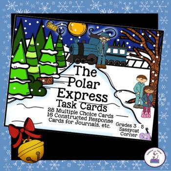 Polar Express Task Cards