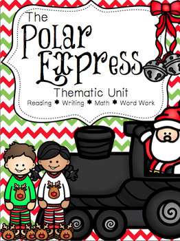 The Polar Express Thematic Unit