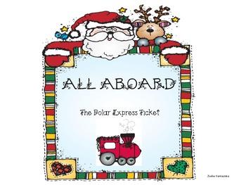 The Polar Express Ticket