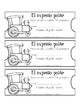 The Polar Express Tickets (spanish)- free