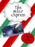 The Polar Express Unit and Activities