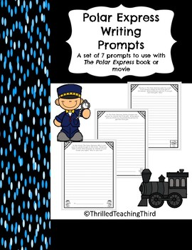 The Polar Express Writing Prompts