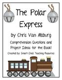 The Polar Express, by C. Van Allsburg, Questions & Project Ideas