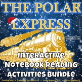 The Polar Express Reading Lessons with Interactive Noteboo
