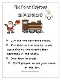 The Polar Express cut and paste sequencing