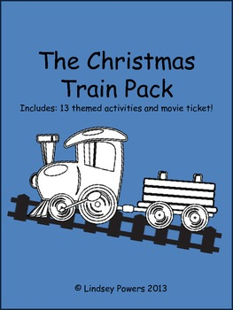 The Christmas Train Pack