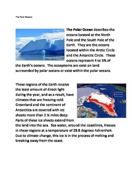 The  Polar  Oceans