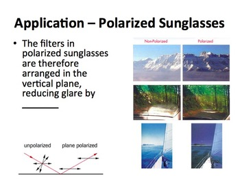 The Polarization of Light - A Physics PowerPoint Package