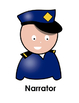 The Police Officer: Community Workers Readers' Theater for Grades 1 and 2