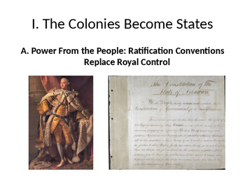 The Political and Social Impact of the American Revolution