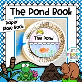 Spring Pond Life Habitat Book: The Pond Book