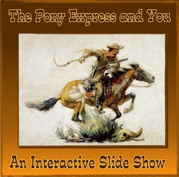 The Pony Express And You