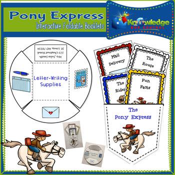 Pony Express Teaching Resources Teachers Pay Teachers