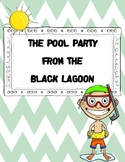 The Pool Party From the Black Lagoon Reading Comprehension Packet