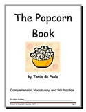The Popcorn Book {Comprehension and Written Response}
