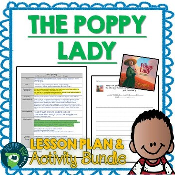 The Poppy Lady by Barbara Elizabeth Walsh Lesson Plan & Google Activities