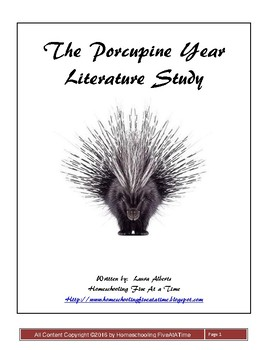 The Porcupine Year Literature Study
