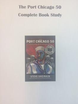 The Port Chicago 50 novel unit