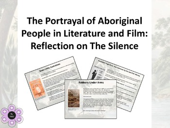 The Portrayal of Aboriginal People in Literature and Film
