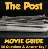The Post Movie Guide (1st Amendment/Pentagon Papers)