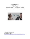 The Post Movie Guide / Reflection / Worksheet