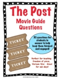 The Post Movie Guide (Vietnam War, Freedom of Press)