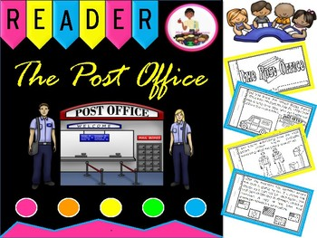 The Post Office Nonfiction Reader (Emergent Reader Included)