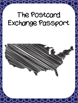 The Postcard Exchange Passport