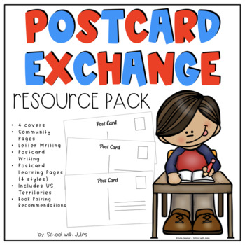 The Postcard Exchange Resource Pack