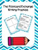 The Postcard Exchange Writing Practice