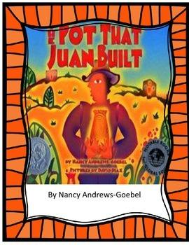 The Pot That Juan Built by Nancy Andrews-Goebel Imagine It - 6th Grade
