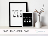 The Potion Room SVG file