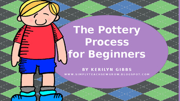 The Pottery Process For Beginners