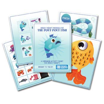 The Pout Pout Fish: A Book Companion Packet!