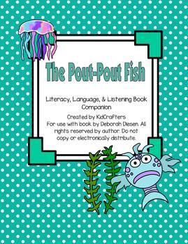 The Pout-Pout Fish Book Companion