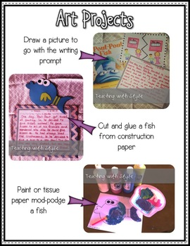 The Pout Pout Fish Book Study