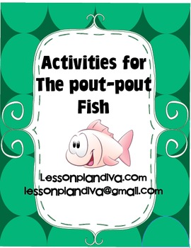 The Pout-Pout Fish Reading Comprehension Activities
