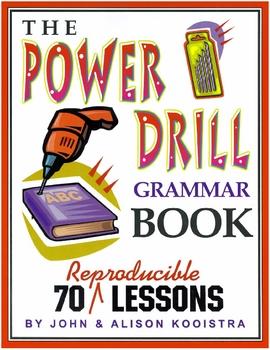 The Power Drill Grammar Book