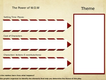 The Power OF W.O.W ~ Journeys 2014, Grade 4 ~ Unit 1 Lesson 4