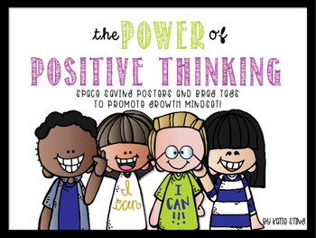 The Power Of Positive Thinking: Promoting Growth Mindset
