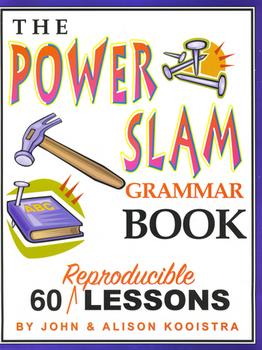 The Power Slam Grammar Book