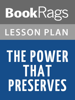 The Power That Preserves Lesson Plans