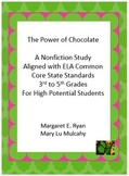 The Power of Chocolate: A Non-Fiction Study