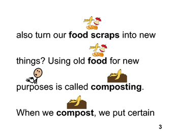 The Power of Composting Info-Text