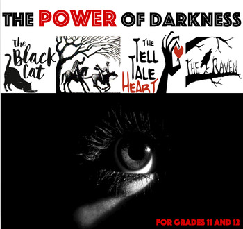 The Power of Darkness LITERATURE COMPARISON CHART