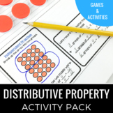 Distributive Property Activity Pack