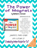 The Power of Magnets Activities 3rd Grade Journeys Unit 6, Lesson 27