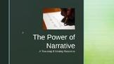 The Power of Narrative (presentation)