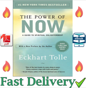 The Power Of Now A Guide To Spiritual Enlightenment