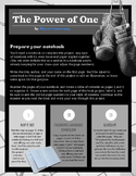 The Power of One Hyperdoc Project